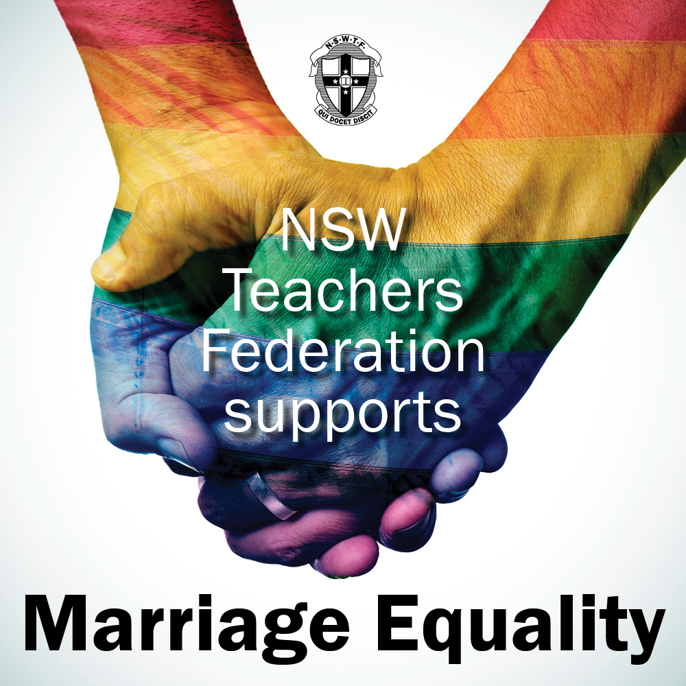 marriage equality speech The archbishop, like other australian catholics who opposed that nation's marriage equality law which passed last december, has signaled that his free speech is threatened by lgbt rights.