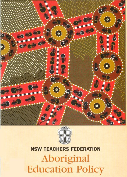 Aboriginal Education Policy Nsw Teachers Federation